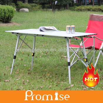 Roll Up Camping Table Fold Table For Outdoor Use 2015 Best Sell Aluminum  Camping Table With