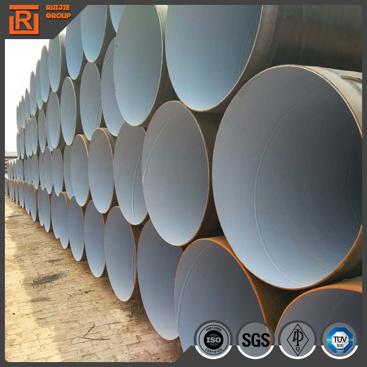 PE Epoxy resin Coating Steel Pipe, Anti Corrosion Surface Treatment Carbon Steel Pipe oil field used steel tube