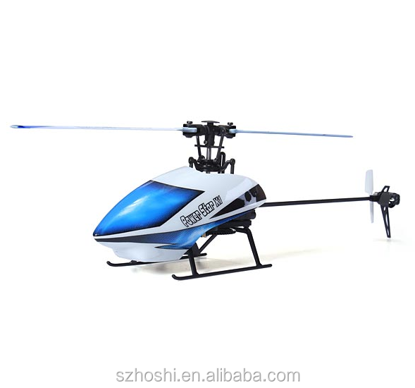 WL V977 Power Star X1 6CH 3D Brushless Flybarless RC Helicopter RTF 2.4GHz 6-axis Gyro Remote control toys drone