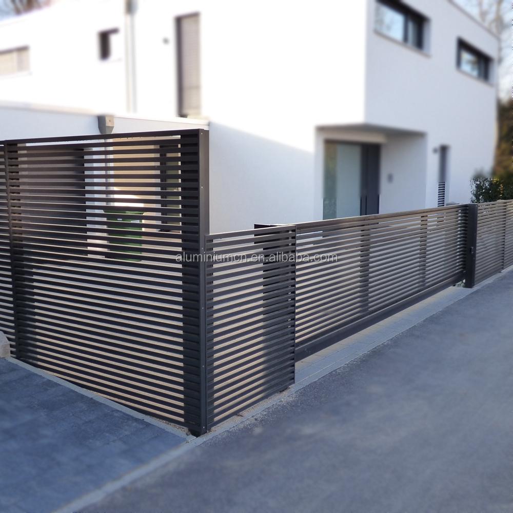 Outdoor Decorative Aluminum Balcony