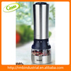 Grinder for cooking kitchen food stainless steel manual salt & pepper mill