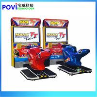 Sega Manx TT Moto Coin Operated Simulator Racing Game Machines