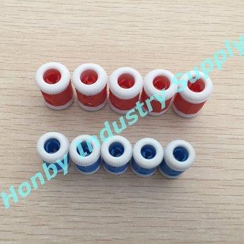 Knitting Tools Two Size Plastic Cylinder Shape Knitting Stitch Row