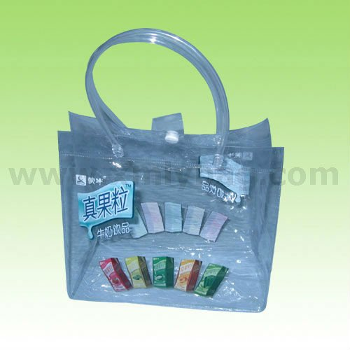 Promotional PVC Plastic Packaging Bags