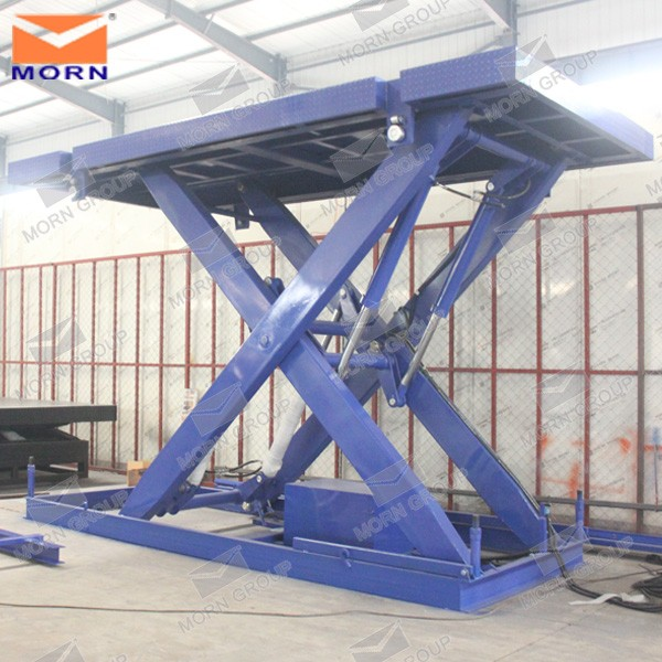 China manufacturer best quality electric scissor lift for sale