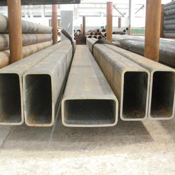 ASTM A500 seamless square hollow section