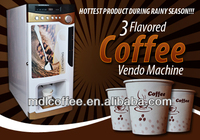 Coffee/coffe/cafe vending machine (style F303V)