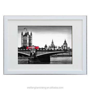 White Black Wood A3 A4 Wooden Picture Frames View Wooden Picture