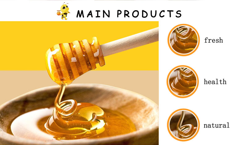 Chinese Nectar and honey collector 100% pure natural halal acacia bee honey