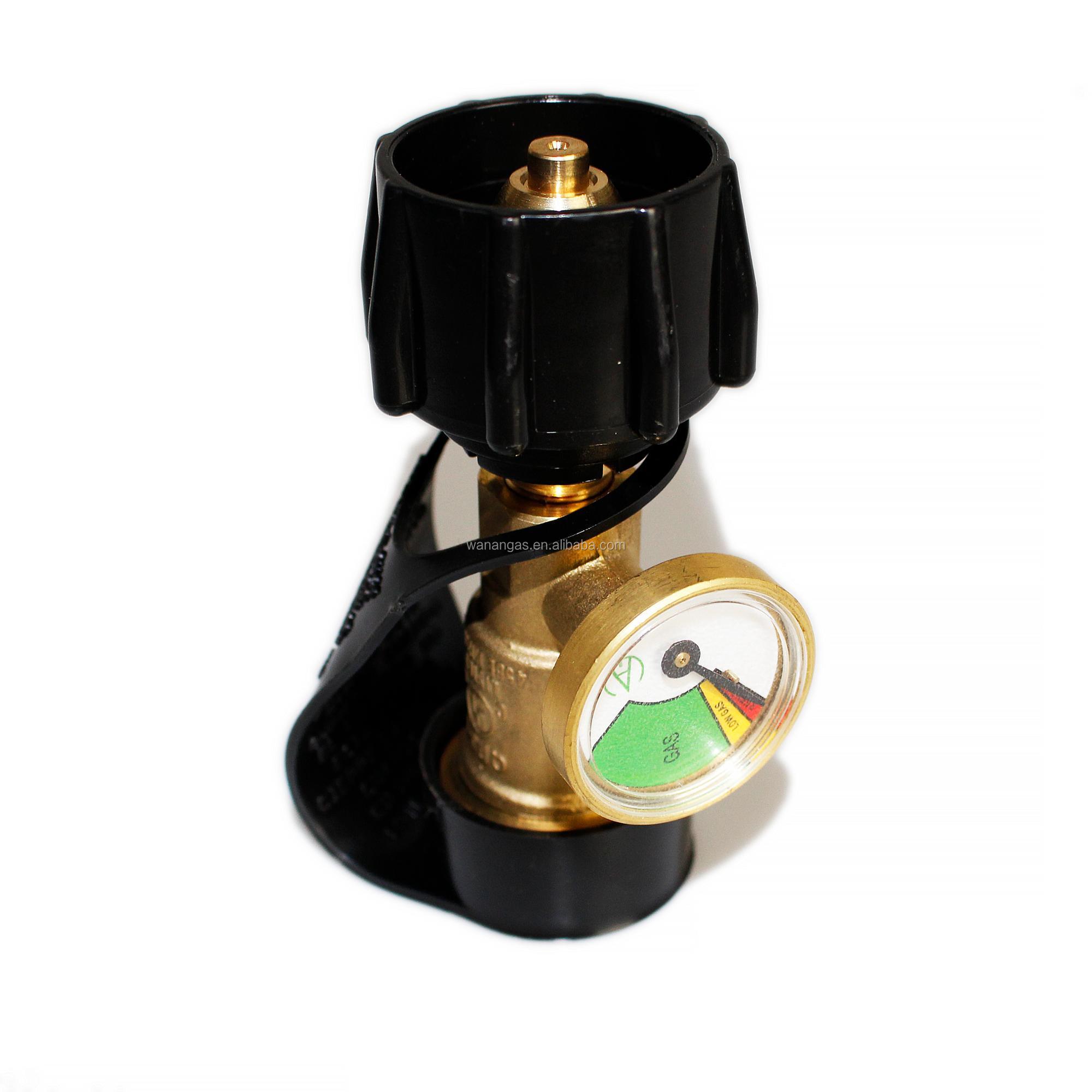 Csa Zulassung Walmart Umsatz Qpj B Propan Gas Manometer Meter