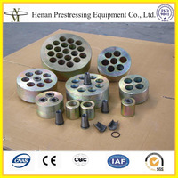 CNM-YJM 12.7mm and 15.24mm PC Strand Cable Prestressed Anchor for Post Tesnioning Concrete Slab