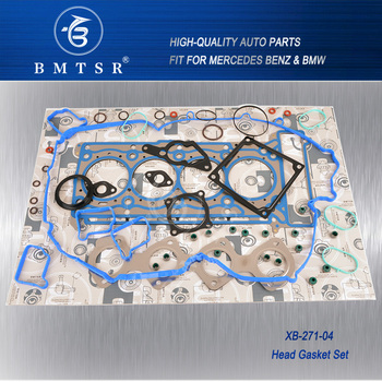 Bmtsr Brand M271 Head Gasket Set For W204 W212 - Buy M271 Head Gasket  Set,W203 W204 Head Gasket Set,W212 Head Gasket Set Product on Alibaba com