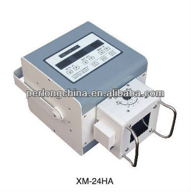 2014 new product XM-24A mini mobile veterinary digital x-ray