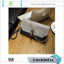 Newest Women Purses Handbags College Girls leather Shoulder Bags Promotional Gift