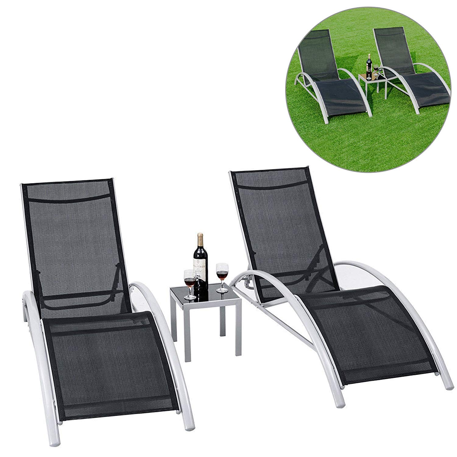 Pleasing Cheap Lowes Lounge Chairs Find Lowes Lounge Chairs Deals On Short Links Chair Design For Home Short Linksinfo