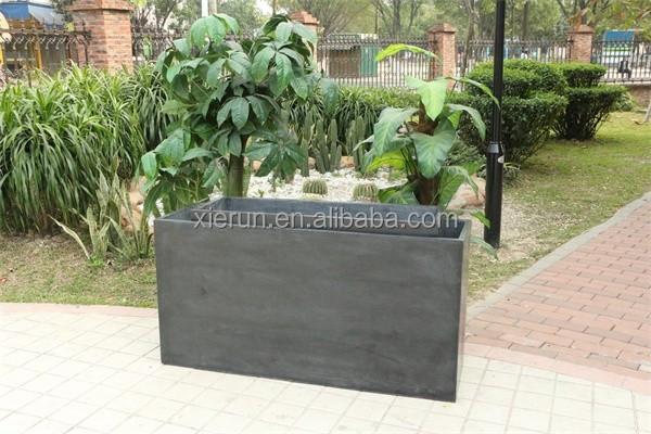 Distinctive b ton jardini res moderne jardini res - Jardiniere moderne ...