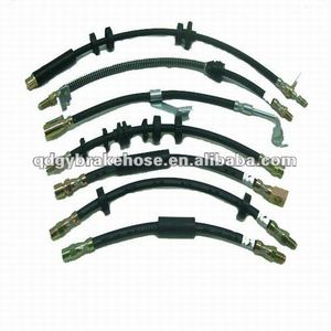 EPDM rubber brake hose spare part