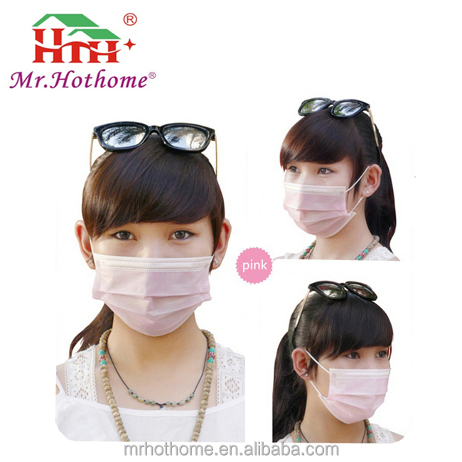 Xian Tao Anti Virus MERS Surgical Non woven 3-ply Face Mask