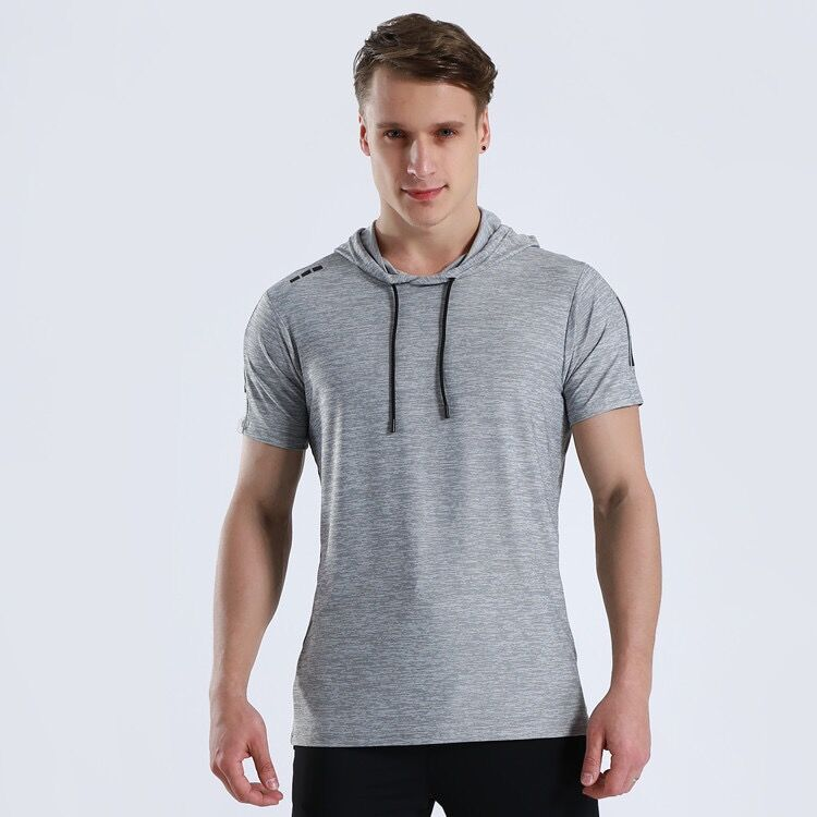 Wholesale GYM Activewear Mens Fitness Sport T Shirt