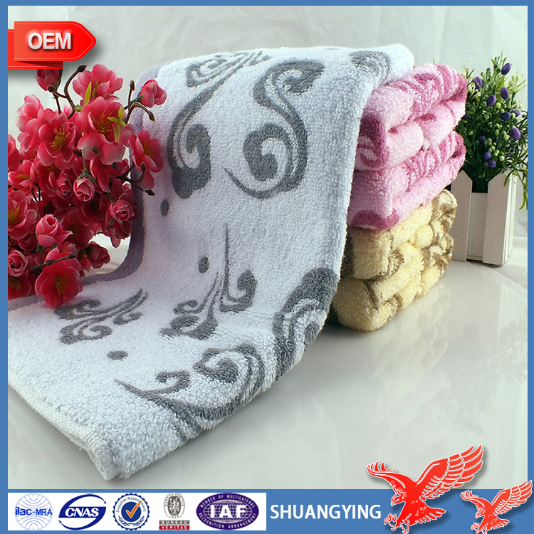 Manufacturers Wholesale Hot Sale Cheap Colorful Disposable 100% Cotton Airline Face Towel