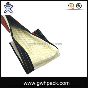 Fire Jacket / Fiberglass Sleeving with VCO