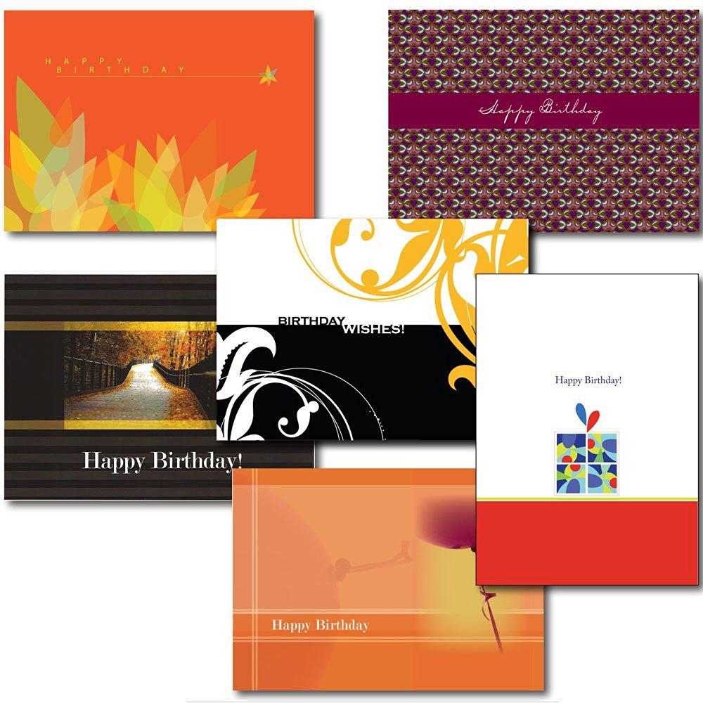 Buy 6 design birthday greeting card assortment a 30 card box set 6 design birthday greeting card assortment a 30 card box set of 6 kristyandbryce Choice Image