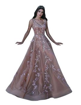 e399790187ee6 Champagne Prom Dresses 2018 – Fashion dresses