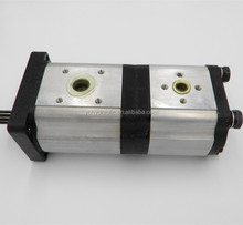 double gear pump hydraulic gear pump with cheap price