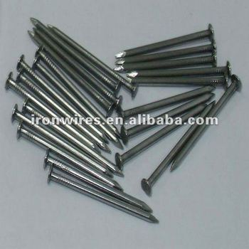 Bright Double Pointed Nails No Head Common Nail