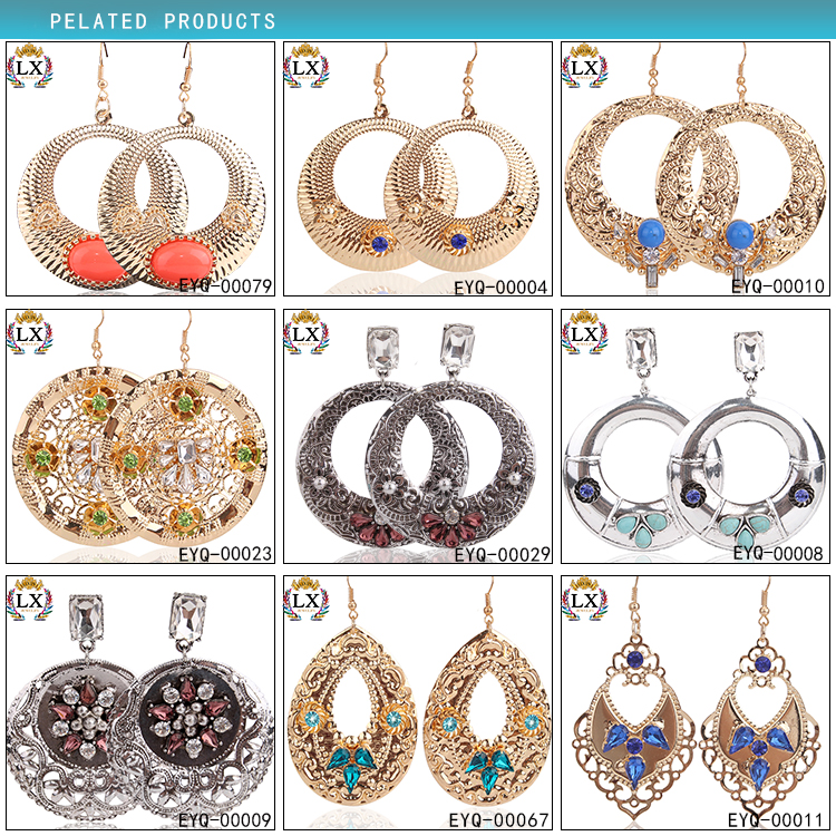 Paylink of turquoise free seed bead brass earring designs hook