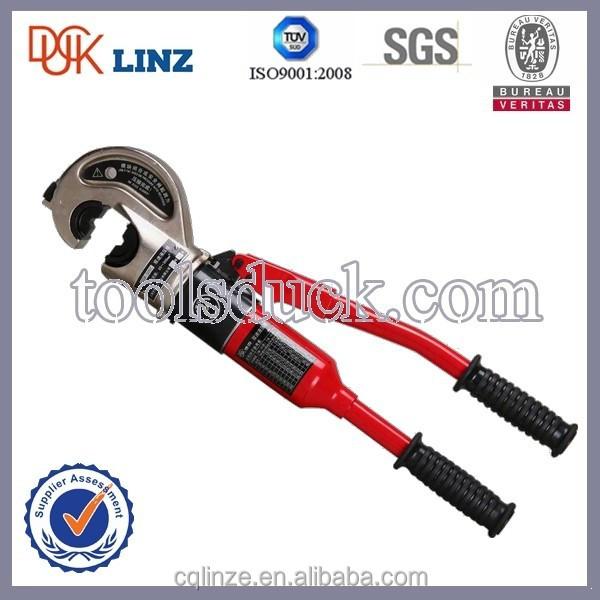 240mm2 Hydraulic Cable Lug Pex Hand Ferrule Crimper Crimping Tool ...