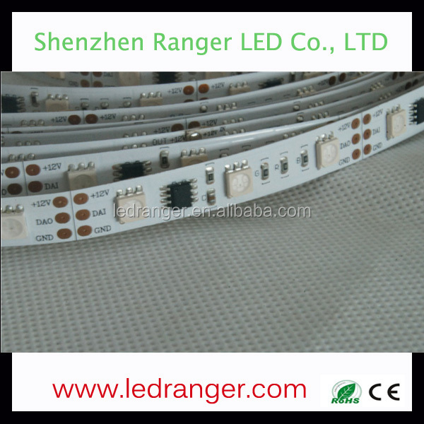 5v 24led/m Black Light 5050 Rgb Led Light Strip Ws