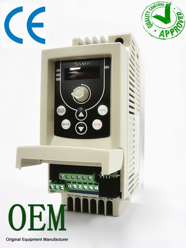 Sanch the same to Fuji-Micro series 3.7Kw 220v single to 3 phase ac inverter vfd