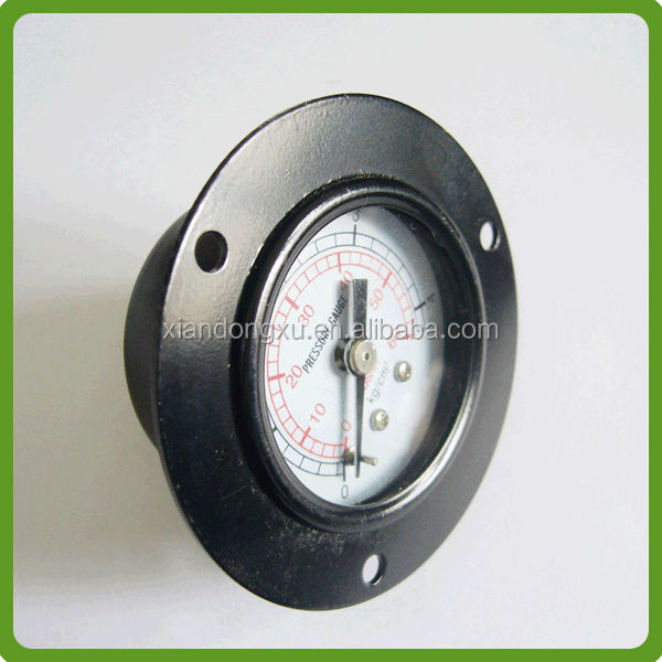 low pressure gauge for gas