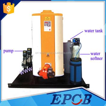 Fire Tube Oil And Gas Hot Water Boiler For Central Heating System ...
