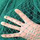Tear-resistant water-proof nylon fish net polythene fishing net