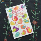 new pop-up beautiful fancy happy birthday best wishes greeting cards