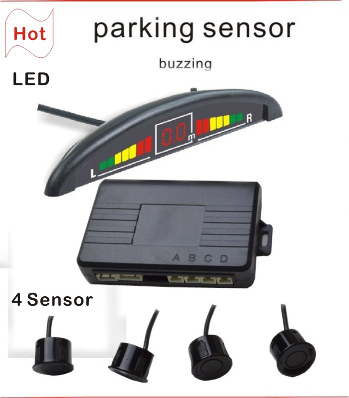 Blind Spot Detection System Auto Parking System Vehicle