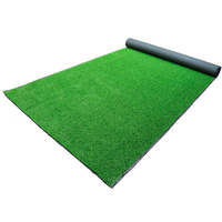 Competitive price various grass height golf wall artificial grass interlocking