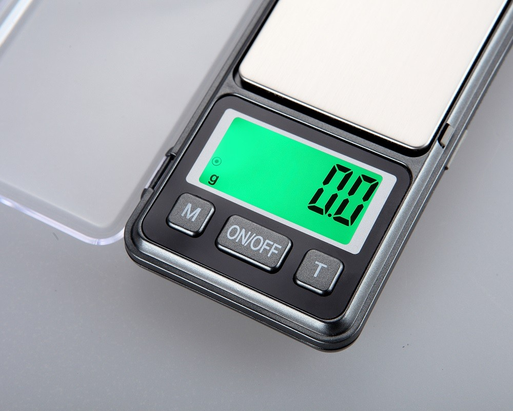 100g/0.01g Mini Portable electronic Digital Jewelry Weighing LCD Scales