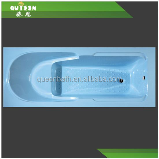 Freestanding Baby Bath Tub for indoor common bathroom, sitting bathtub