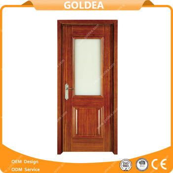 Goldea decorative solid wooden main door designs interior for Decorative main door designs
