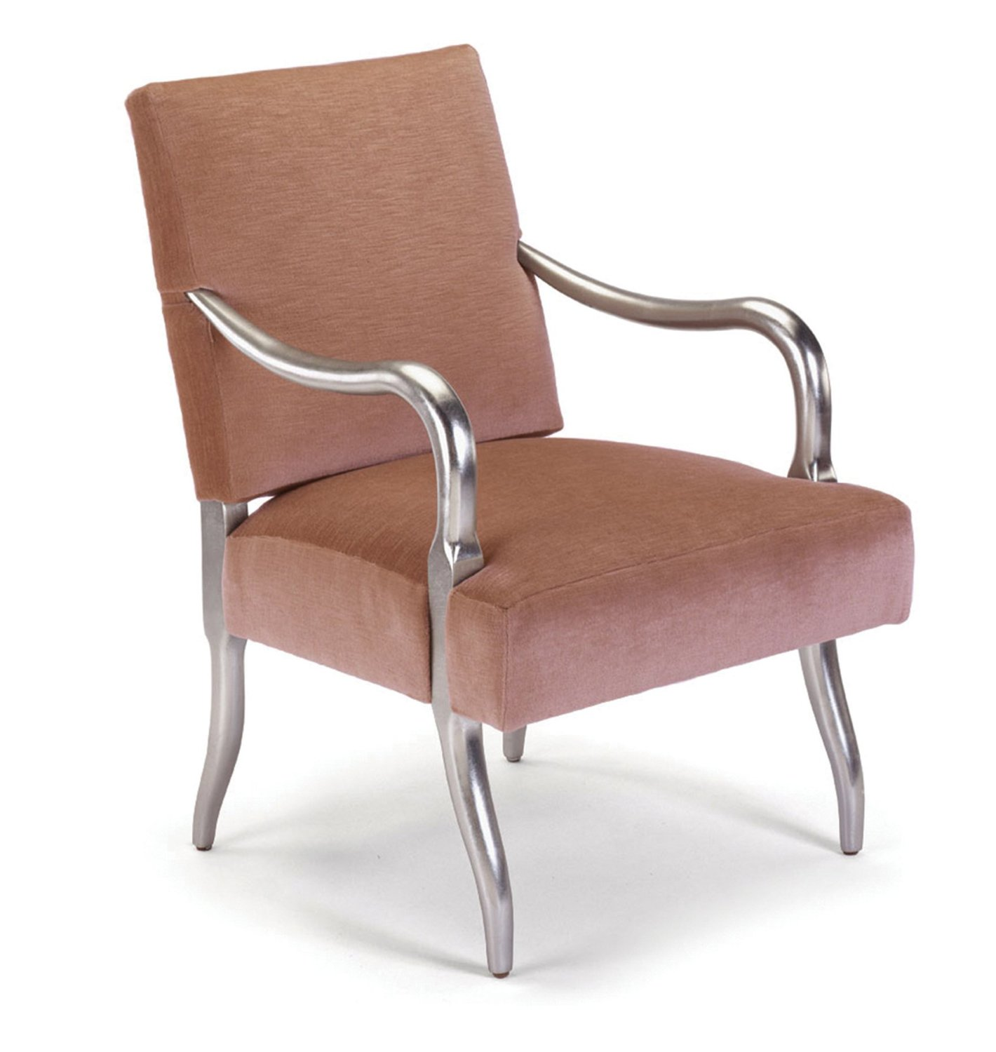 Get Quotations · Beverly Furniture Nelson Occasional Chair * Made In USA *  Hand Made Luxury Chairs,