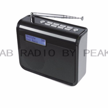 DAB Digital FM Radio Bluetooth Battery Alarm Clock - Bluetooth - Dual Alarm