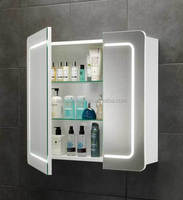 Lamxon backlit mirror cabinet with LED mirror light