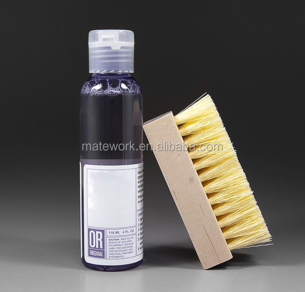 High quality eco-friendly shoe Cleaner/white sport shoes clean/white sneaker cleaner