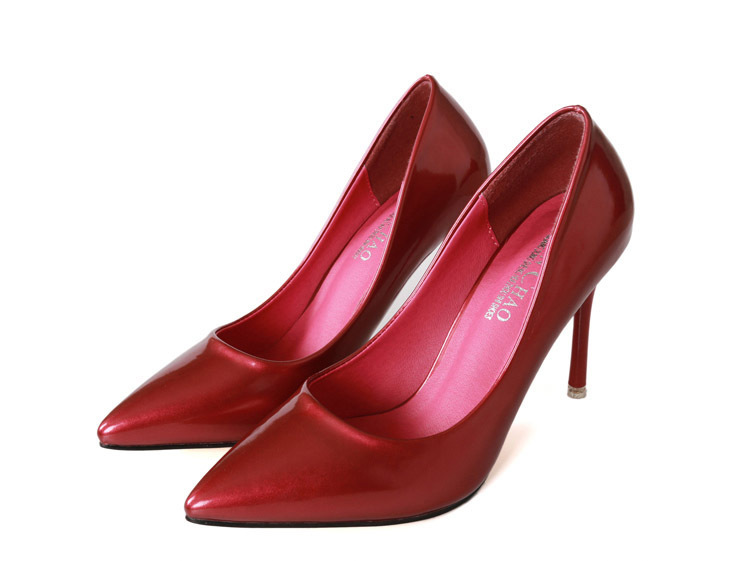 Cheap Red Bottom Wedding Shoes