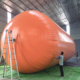 Small biogas plant portable biogas plant to hold methane