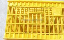 Hot sale Plastic chicken transport cage/folding chicken coop cages for sale