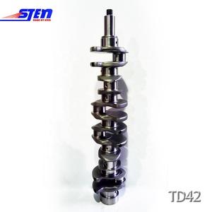OEM12201-06J01 for new nissan td42 crankshaft